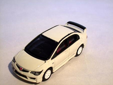 トミカリミテッド シビック TypeR_2