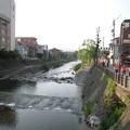 Photos: 鍛冶橋から見た朝市方向・・・