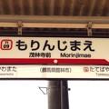 Photos: 茂林寺前駅 Morinjimae Sta.