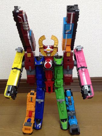 20140609トッキュウジャーおもちゃ(3)