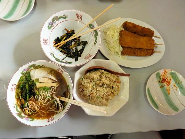 5今日の昼飯は