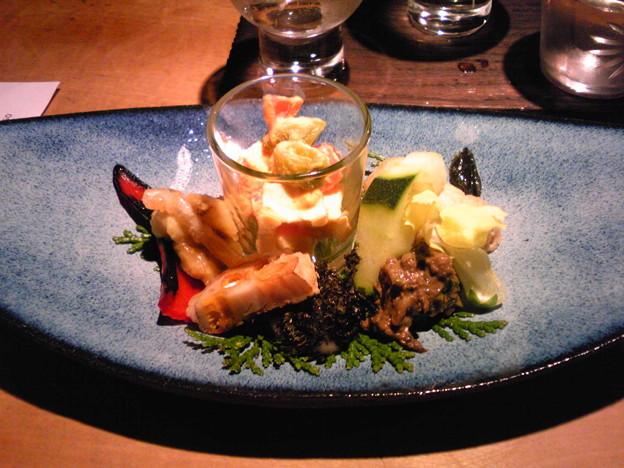 写真: 季節野菜