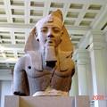 イギリス ロンドン 大英博物館 内部