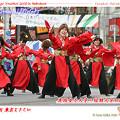 写真: 実践女子大学・短期大学WING_東京よさこい2008_01
