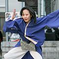 Photos: 魚沼華美_池袋チャリティーよさこい-08