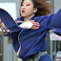 写真: 魚沼華美_池袋チャリティーよさこい-09