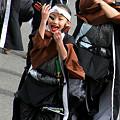 甲斐 風林火山 - 東京大マラソン祭り2008