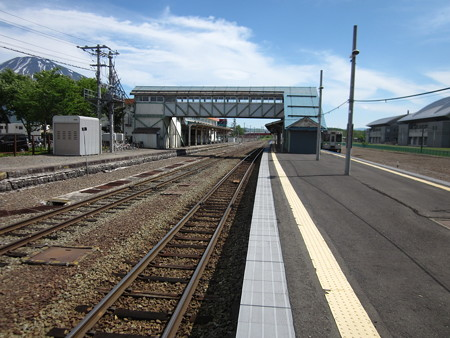 倶知安駅2