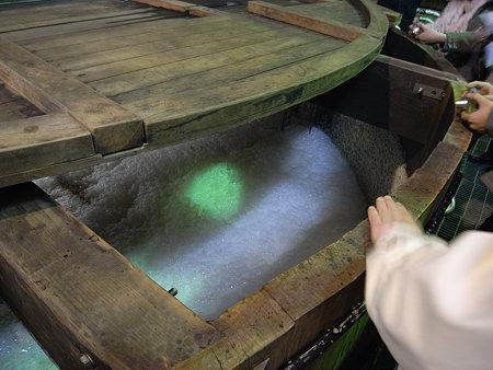 発酵槽の中1