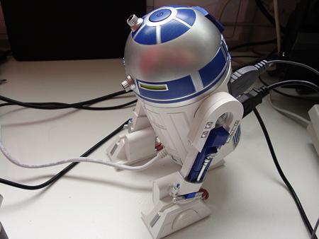 R2-D2型USBハブ