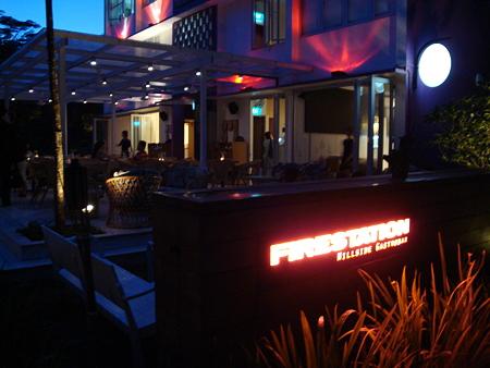シンガポールのレストラン