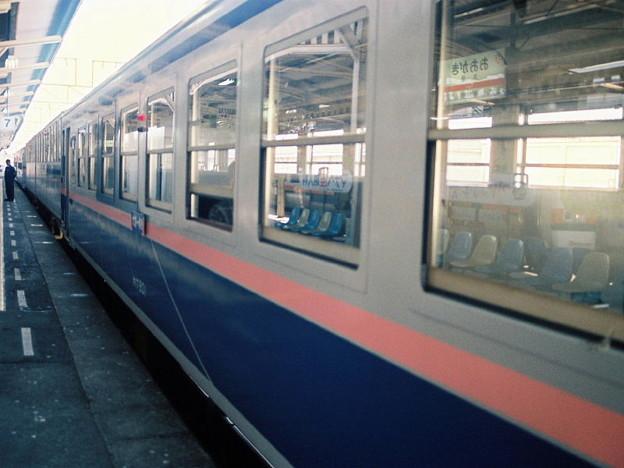 樽見鉄道 800形 オハフ801