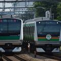 E233とE233