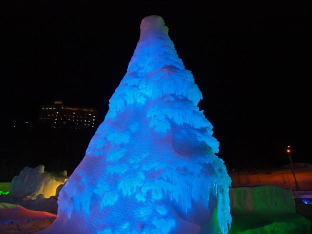 層雲峡_氷瀑祭り0006