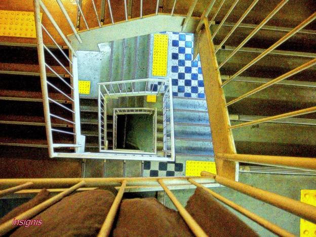 非常階段とジレンマと私......