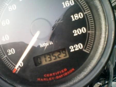 20070526_1,300kmひとり走り_0610_西宮名塩SA