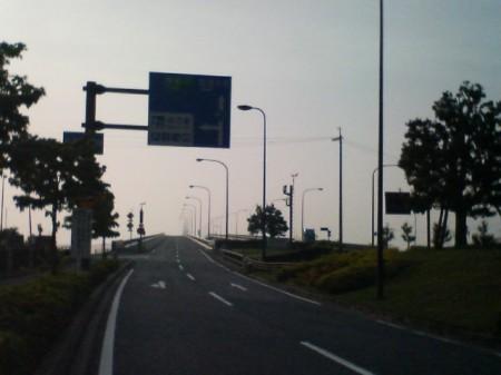 20070527_1,300kmひとり走り_0615_琵琶湖大橋 Vol.1