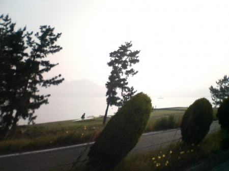 20070527_1,300kmひとり走り_0650_琵琶湖東岸
