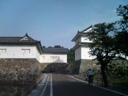 20070527_1,300kmひとり走り_0730_彦根城 Vol.1