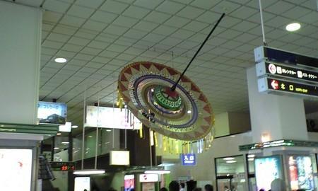 しゃんしゃん傘踊り 今年は昨日開催だったらしい