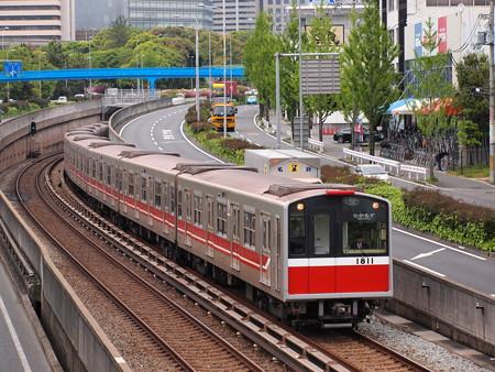 大阪市営地下鉄10系 北大阪急行千里中央~桃山台2