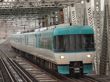 283系特急くろしお 大阪環状線大正駅01