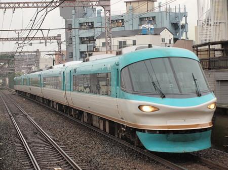 283系特急くろしお 大阪環状線大正駅02