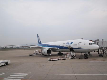 A320 ANA機