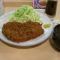 大ロース定食