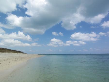 アイヤル浜(竹富島)
