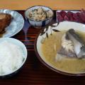Photos: 夕飯(民宿ムラナカ@渡名喜島)