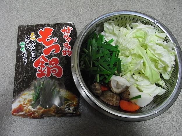 博多23 お土産1 もつ鍋の元