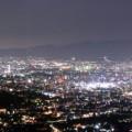 写真: 京都の夜景