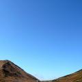 写真: 駒ケ岳~アミダ池の登山者
