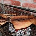 写真: イカのしょうゆ漬け