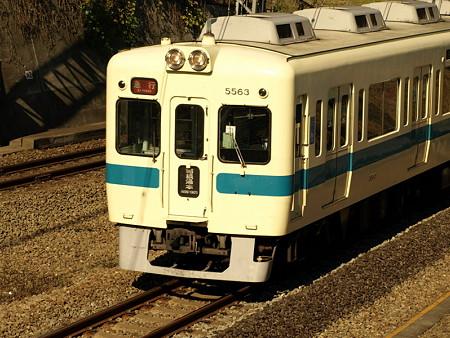 小田急線(相模大野付近)