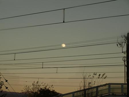 SL奥利根号からの車窓
