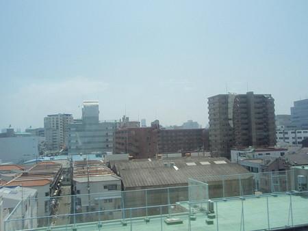 新幹線の車窓(新神戸界隈)