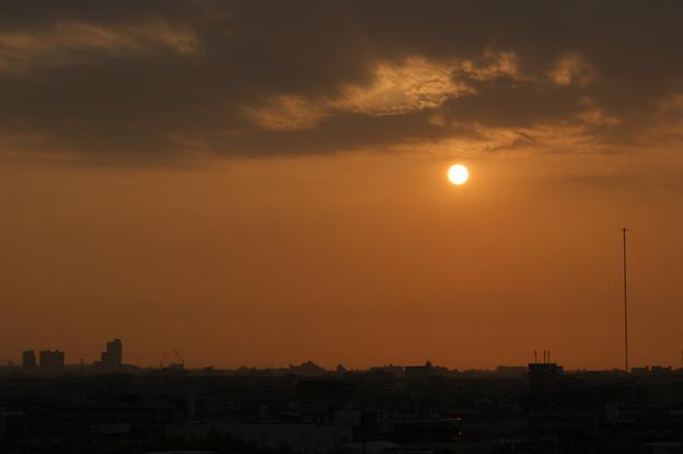 洛陽と雲 その一