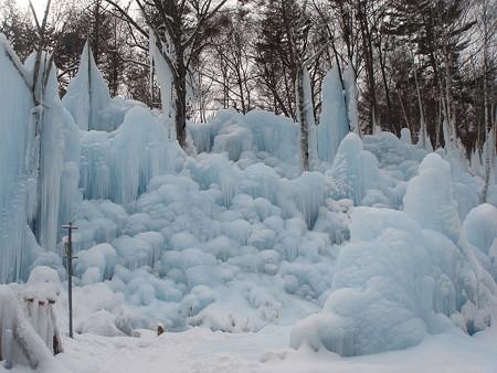 氷の壁2(氷点下の森)