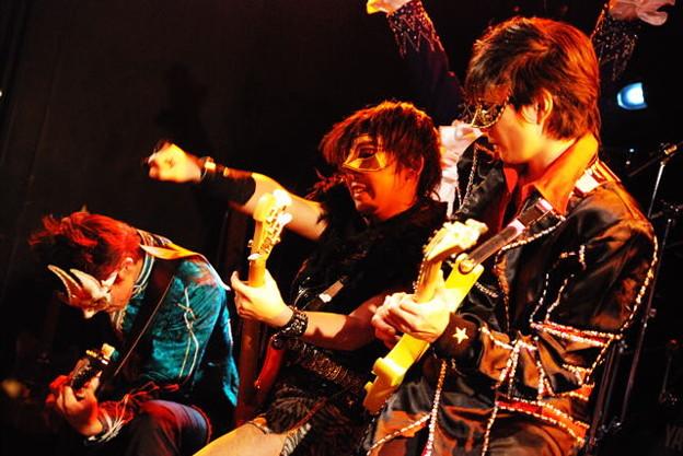 写真: 伝承歌劇団 ~エウロパの軌跡~ ワンマン・ライブ Vol.3