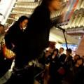 写真: Z旗 06/05/26 新宿路上ライブ