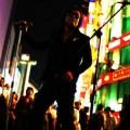 写真: 06/07/07 Z旗新宿南口路上ライブ