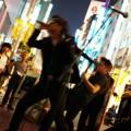 写真: Z旗 新宿南口ゲリラライブ