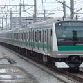 Photos: 埼京線E233系7000番台 ハエ123編成