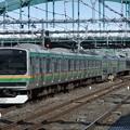 湘南新宿ラインE231系1000番台 K-24編成他15両編成