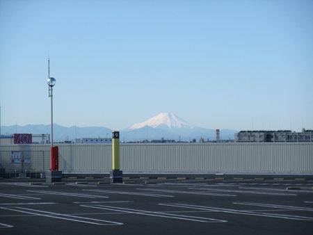 近所の新富士山スポット