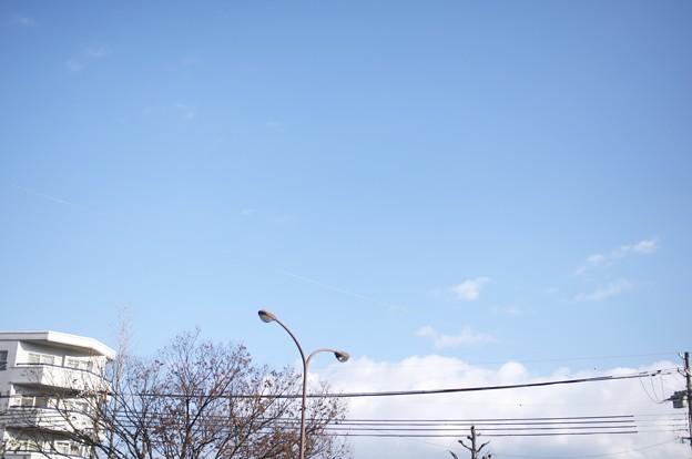 Photos: 1223の空5