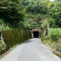 写真: 谷津隧道東口