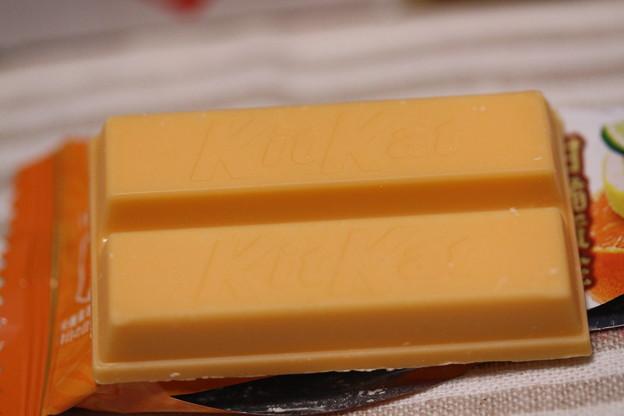 Nestle KitKat 中国・四国限定 柑橘黄金ブレンド 2